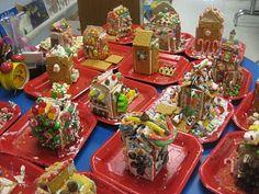 Christmas Around The World Germany Gingerbread Houses Theme Holidays