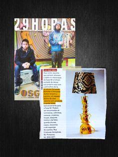 LOJINHA NA REVISTA 29 HORAS  A Lojinha da Casa 92 é um SUCESSO! Vem conhecer os produtos http://92casa.com.br/lojinha/