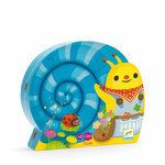 Buy Djeco Snail Goes Plant Picking Silhouette Puzzle. FREE UK Delivery Orders over NEXT Day Delivery Available from BRIGHTMINDS. Leading UK Online toys, games, gifts & books for children which inspire & entertain! Educational Toys For Kids, Kids Toys, Children's Toys, Shops, Shelves In Bedroom, Puzzle Toys, Fun Challenges, Toys Online, Baby Kind