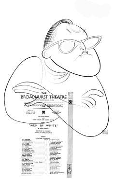 Al Hirschfeld's Greatest Drawings