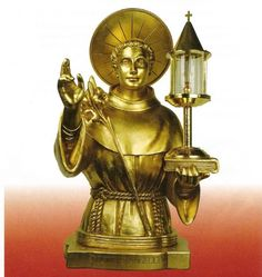 This year, the Franciscan communities all over the world are celebrating the 750th anniversary of the discovery of St. Anthony of Padua's relics by St. Bonaventure. The beloved saint's relics are traveling all over the U.S. from Padua, and yesterday, they were at St. John the Baptist Church, run by Franciscan Capuchin friars