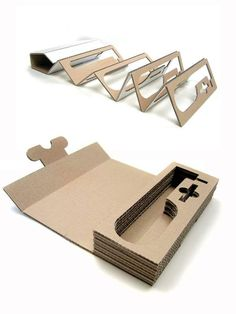 great cardboard packaging - Google Search                                                                                                                                                                                 More