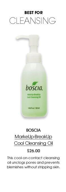 Sephora It Lists: Beauty #Oils