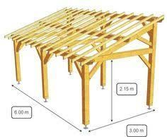 Trendy lean to pergola with roof ideas Trendy lean to pergola with roof ideas . - Trendy lean to pergola with roof ideas Trendy lean to pergola with roof ideas This image has ge - Diy Pergola, Pergola Shade, Diy Patio, Small Pergola, Patio Ideas, Cheap Pergola, Wooden Pergola, Pergola Carport, Corner Pergola