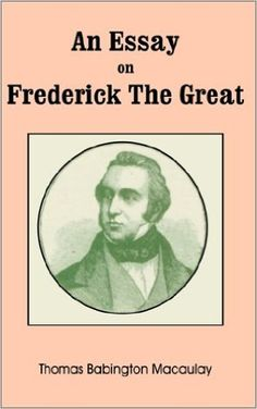 Frederick the great essay
