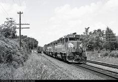 RailPictures.Net Photo: SAL 609 Seaboard Air Line EMD GP40 at Raleigh, North Carolina by Wharton Separk