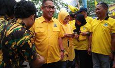 Pasca NH ditetapkan Calon Gubernur, Golkar Makassar Tancap Gas Usung Aru