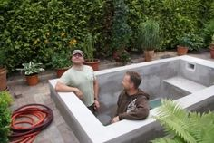 """to design the """"almost"""" finished work. We have different plants from … - Innen Garten - Eng"""