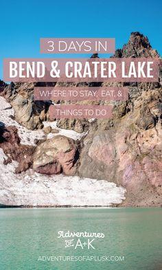 Oregon Vacation, Oregon Road Trip, Oregon Travel, Travel Usa, Oregon Utah, Central Oregon, Oregon Coast, Crater Lake Oregon, Crater Lake National Park