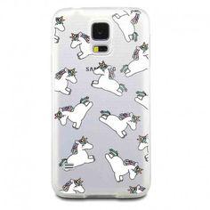 Samsung Galaxy S5, Smartphone, Rack Shelf, Phone Cases, Stylus, Telephone, Cabinets, Shelves, Unicorn