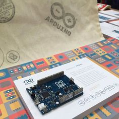 Haven't seen our and Nordic Semiconductor's new #IoT board: #ArduinoPrimo using the #nRF5832 processor with #Wifi yet? Then it is time to stop at our booth at @makerfaire Bay Area. #arduino #arduinoorg #makerfaire #mfba16 #makerfairebayarea #event #booth #arduinoprimo #arduinootto #newproducts #newrelease #fromitalywithlove #hardware #software #microcontrollers #wifi #bluetooth #nRF5832 by arduinoorg