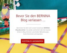 Offener Halsausschnitt im Coverlook » BERNINA Blog Sewing Patterns Free, Free Sewing, Sewing Tutorials, Free Pattern, Simple Pattern, Sewing Tips, Techniques Textiles, Origami Bag, Embroidery Software