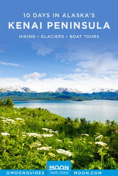 Explore Alaska's Kenai Peninsula with this 10-day travel itinerary featuring scenic drives, glacier hikes, boat tours, national parks, and more. Alaska Travel, Travel Usa, Alaska Trip, Alaska Cruise, Alaska Sealife Center, Alaska National Parks, Kenai River, Kenai Peninsula, Kenai Fjords
