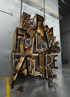 Form Follows Failure by David McLeod
