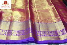 Kanchi Pattu saree collection from Varuni Silks