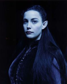 Leaves of Lorian: Arwen's Battle Dress; Lord of the Rings; The Two Towers, Cut Scenes