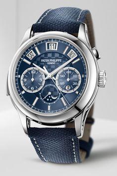 Patek Philippe Perpetual Calendar Chronograph Minute Repeater 5208T-010