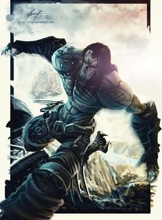 Death (Darksiders 2) by ~Lensar on deviantART