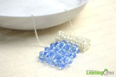 Necklace making ideas-how to make bead necklace patterns - Pandahall.com