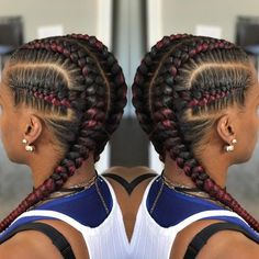 African Hair Braiding: dyi feedins - MY World Kids Braided Hairstyles, African Braids Hairstyles, African Hair Braiding, Teenage Hairstyles, Protective Hairstyles, Black Hair Braid Hairstyles, Cornrolls Hairstyles Braids, Bob Hairstyles, Protective Braids