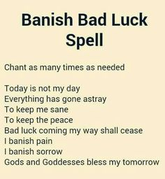 Find images and videos about text, wicca and spell on We Heart It - the app to get lost in what you love. Mantra, Good Luck Spells, Real Spells, Just In Case, Just For You, Magick Spells, Wiccan Witch, Hoodoo Spells, Magick Book
