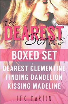 Dearest Series Boxed Set - FREE on Amazon KU for a limited time! *Bestselling New Adult & Sports Romance*