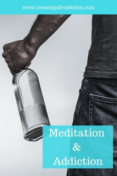 Meditation And Addiction: How Meditation Helps In The Battle Against Addiction | Two Steps From Bliss | Many recent studies have found a strong connection between meditation and addiction recovery. So, how about you? What are you addicted to? Here are the top 10 ways in which meditation helps you overcome addiction. #twostepsfrombliss #meditationbenefitshealth #healthymeditation Meditation Benefits, Meditation Practices, Spiritual Practices, Mindfulness Practice, Mindfulness Meditation, Take Care Of Your Body, Take Care Of Yourself, Relaxation Exercises, Meditation For Beginners