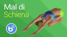 Esercizi per il mal di schiena, rimedi per il dolore e prevenzione basata su stretching lombare, dorsale e cervicale, ginnastica posturale ed errori da evita...