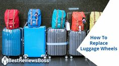 How to Replace Luggage Wheel: https://bestreviewsboss.com/replace-luggage-wheels/