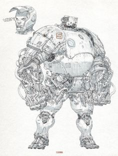 Personal Work - Sketchwork14 by tellauquomo - Tella U. Quomo / AKA ETAMA - CGHUB via PinCG.com