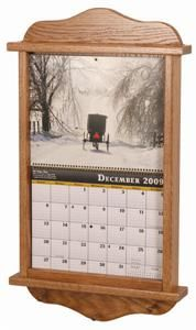 i have one and i love this calendar holder and each year i can change