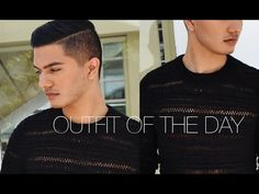MENS OOTD 2015 | Knitted & Tailored