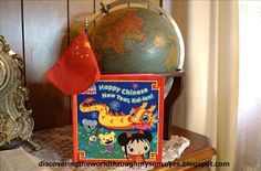 "Cultural Play Date: ""Celebrating 中國新年 (Chinese New Year)"""