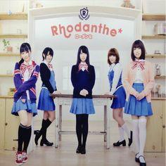 Rhodanthe* es una unidad formada por las seiyuus Asuka Nishi, Manami Tanaka, Risa Taneda, Yumi Uchiyama y Nao Toyama, hacen las dos canciones de la serie, y como siempre se comparte!!!
