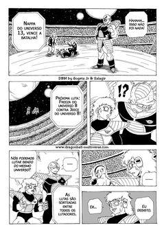 Muitos velhos inimigos aqui! - Página 41 - Dragon Ball Multiverse