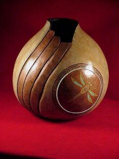 arizona gourd / Bonnie Gibson -