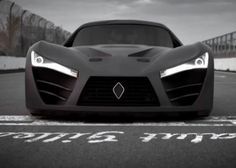 The Felino CB7 Is The Biggest, Baddest, Most Insane Canadian #Supercar You've Never Heard About! Click on the pic to watch it 'tear up' the circuit Gilles Villeneuve #carporn