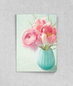 Poster Delicado Vaso de Flor 2 - Top Quadros