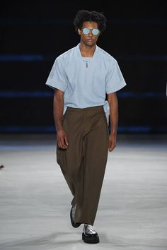 General Idea Spring-Summer 2017 New York Fashion Week Men's