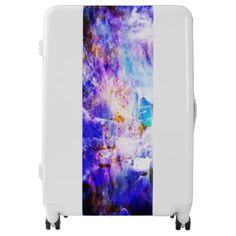 Breathe Again Yule Night Dreams Luggage