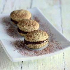 Tiramisu Cookies. vegan glutenfree   Vegan Richa