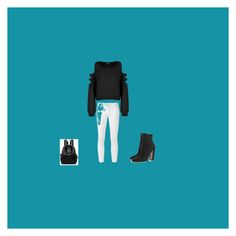 """""""Untitled #23"""" by anastasiatotokotsi on Polyvore featuring WearAll and Dsquared2"""