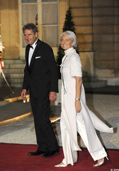 Christine Madeleine Odette Lagarde is a French lawyer and Union for a Popular Movement politician who has been the Managing Director of the International Monetary Fund since 5 July 2011.