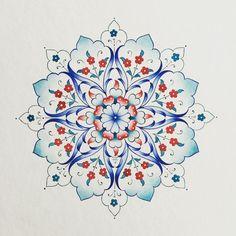 #tshirt #design 👕👚👕 #soon 📣 #artwork #mywork Islamic Motifs, Islamic Art Pattern, Arabic Pattern, Pattern Art, Mandala Doodle, Mandala Drawing, Mandala Painting, Mandala Art, Arabesque