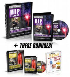 Unlock Your Hip Flexors We Love 2 Promote http://welove2promote.com/product/unlock-your-hip-flexors/    #earnfromhome