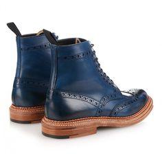 Creative Boys Club - http://www.creativeboysclub.com/grenson-fred-leather-brogue-boots