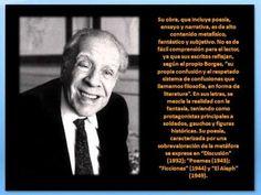 JORGE LUIS BORGES - BIOGRAFIA