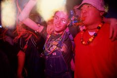 A Look Back at Rave Fashion - back in the day! some pics from parties I went to too!