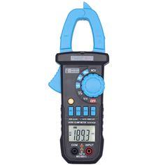 BSIDE ACM03 plus 4000 Counts Auto Range NCV 400A AC&DC Current Digital Clamp Meter Multimeter with Capacitance Frequency Measurement