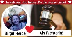 In welchem Job findest Du die grosse Liebe?